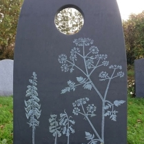 Welsh slate after 3 years