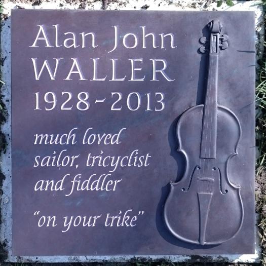 Waller plaque