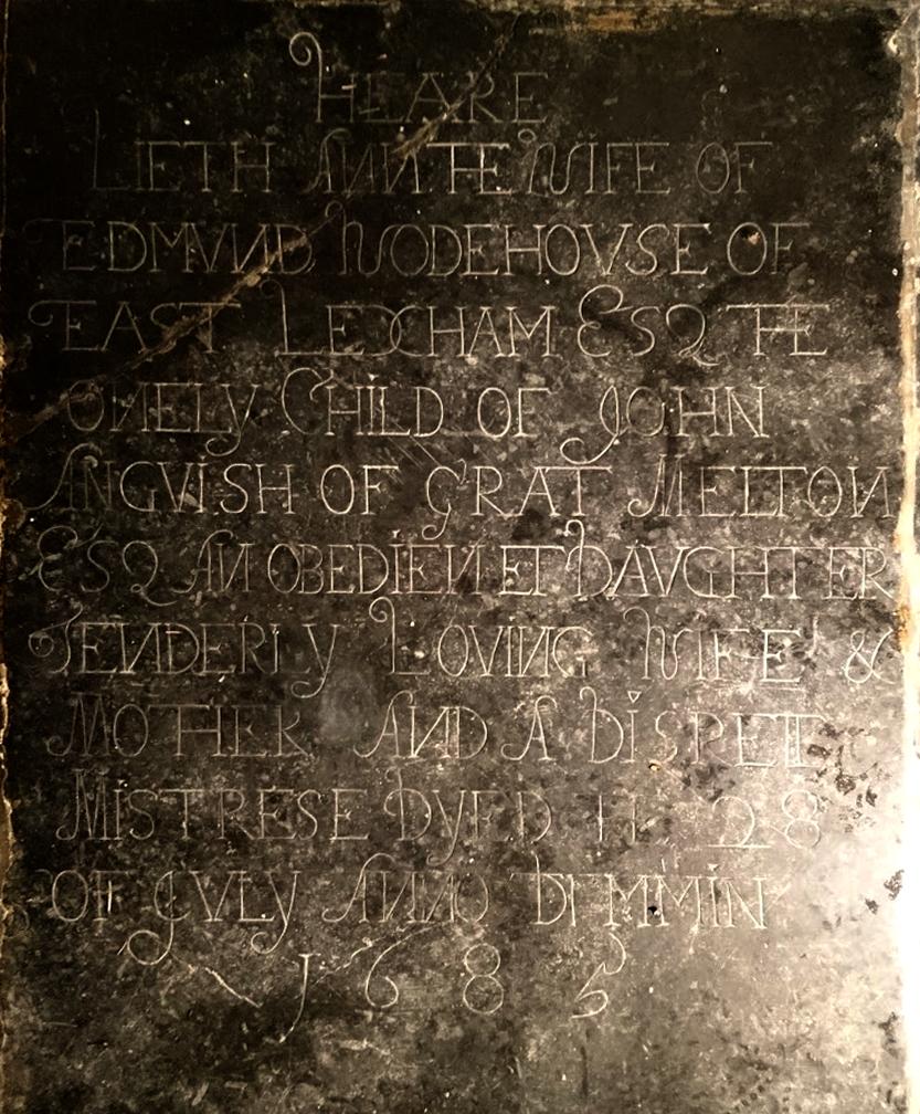 Kimberley floor plaque